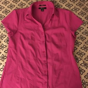 Style&Co Button Down Top